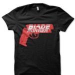 blade runner black tshirt