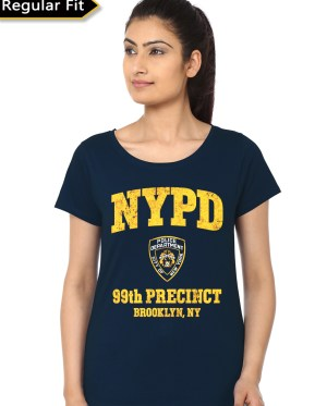 nypd brooklyn nine nne t-shirt