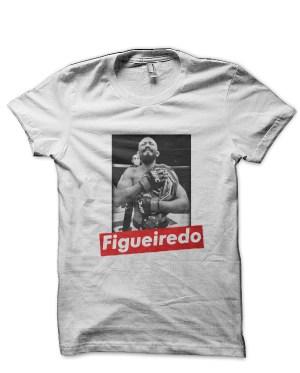 Deiveson Figueiredo White T-Shirt