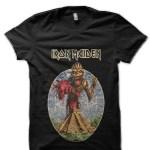 Iron Maiden Black T-Shirt