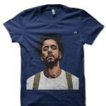 J. Cole Navy BlueT-Shirt