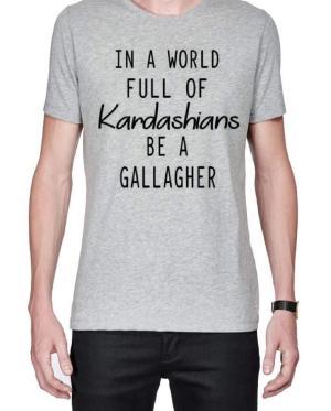 Kim Kardashian Grey T-Shirt