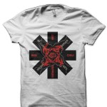Red Hot Chili Peppers White T-Shirt