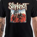 Slipknot Black T-Shirt