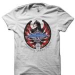 Dokken White T-Shirt