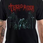 Hordes Of Zombies Terrorizer Band T-Shirt