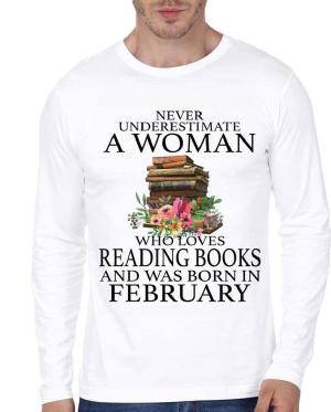Never Underestimate A Women T-Shirt