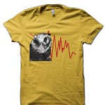 Share market Bear Yellow T-Shirt