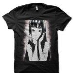 Tomie Black T-Shirt