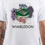 Wimbledon White T-Shirt