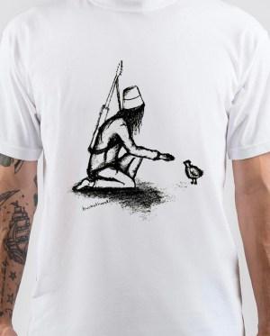 Buckethead Art T-Shirt