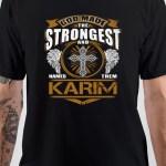 Karim Benzema Logo T-Shirt