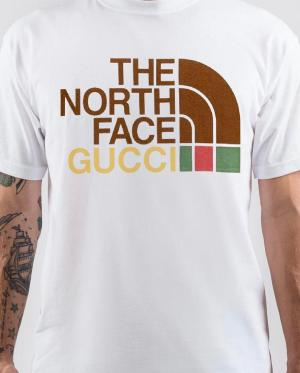 The North Face Gucci T-Shirt
