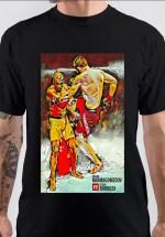 Edson Barboza Art T-Shirt