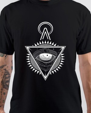 Illuminati Art T-Shirt