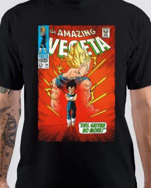 The Amazing Vegeta T-Shirt