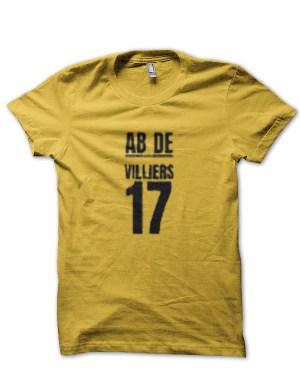 AB De Villiers T-Shirt