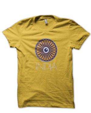 Ashoka Chakra T-Shirt