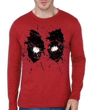 Deadpool Full Sleeve T-Shirt