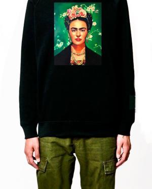 Frida Kahlo Black hoodie