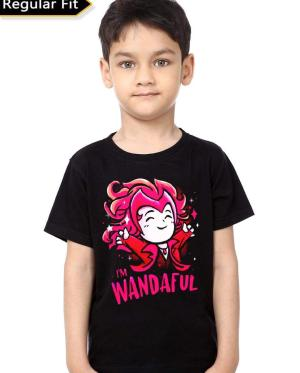 I Am Wandaful Kids T-Shirt