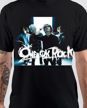 One Ok Rock Black T-Shirt