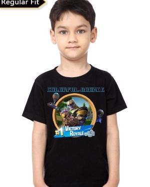 Victory Royale Black T-Shirt