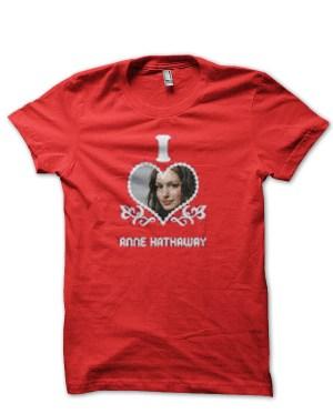 Anne Hathaway T-Shirt