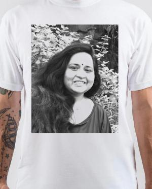 Customized White T-Shirt