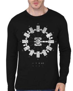 Interstellar Stay Full Sleeve T-Shirt