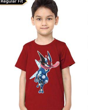 Greninja Kids T-Shirt
