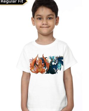 Pokemon Charizard Kids T-Shirt