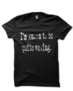 Vexed T-Shirt