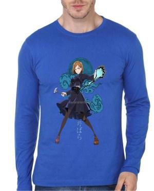 Nobara Kugisaki Full Sleeve T-Shirt