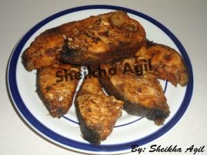Samaki wa kukaanga (fried fish) (2)