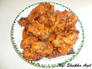 Sweet-and-Spicy-saucy-Chicken1