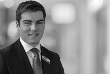 Swain & Co Solicitors Staff Profile Image – Luke Ridge, Housing Law department at Swain & Co Solicitors Havant Office