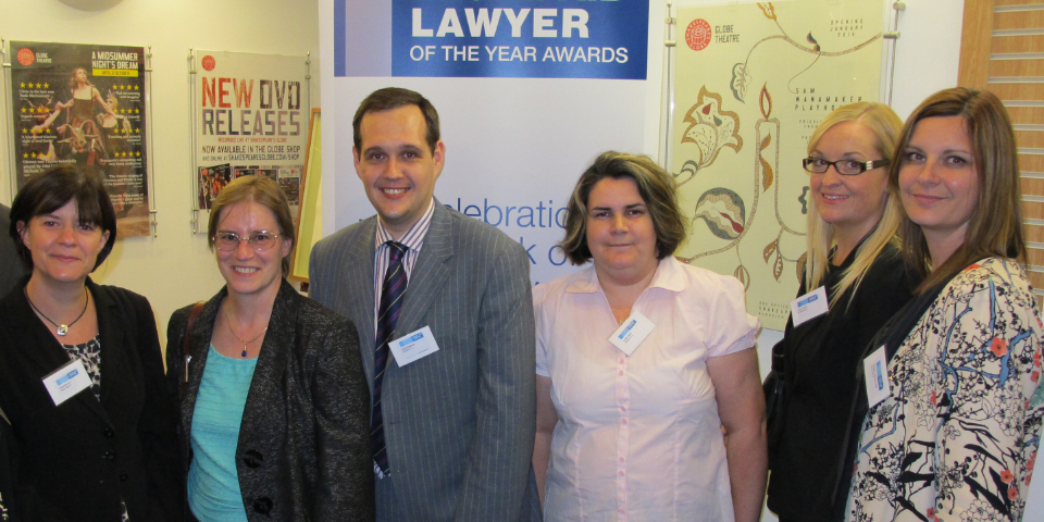 Legal aid lawyer of the year awards