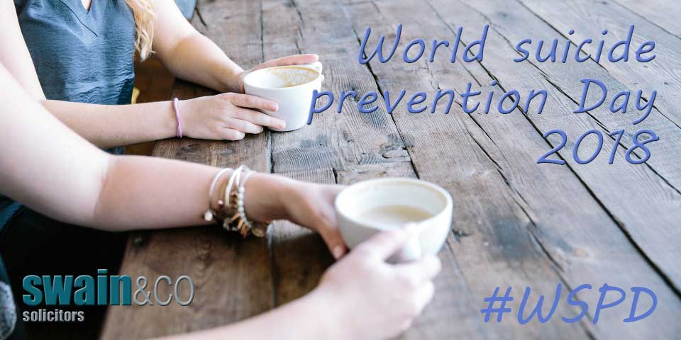 World suicide prevention Day 2018