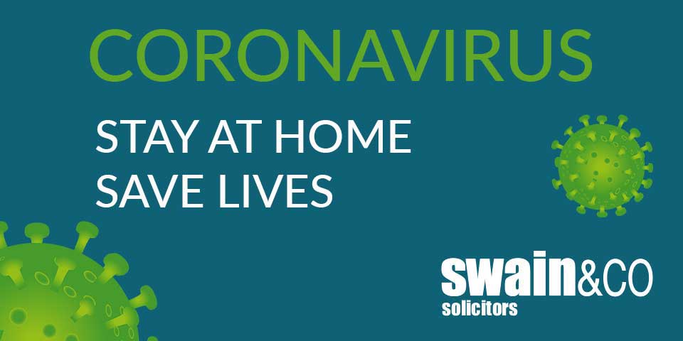 Stay at home – Save Lives