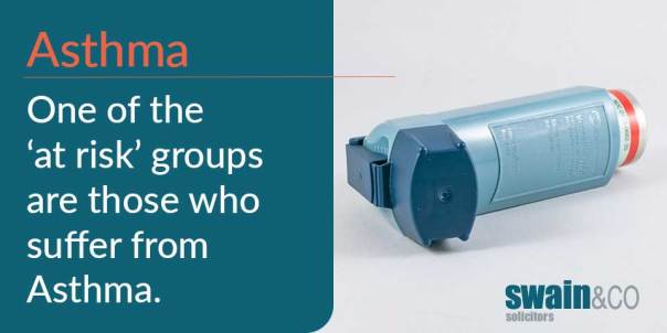Asthma |Medical Negligence Solicitors | Swain & Co Solicitors
