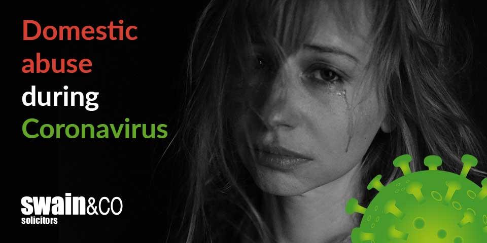 Domestic abuse during Coronavirus