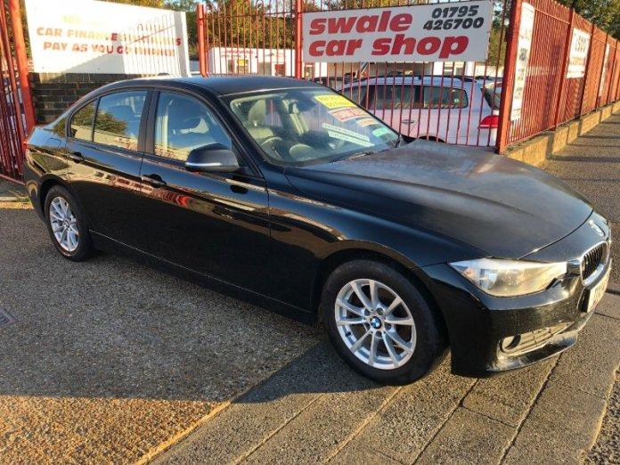 Used 2014 Bmw 3 Series 320d Efficientdynamics Business 4dr For Sale In Sittingbourne Kent Swale Car Shop