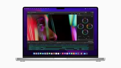 أبل تحدث طرازات MacBook Pro بمعالجات M1 Pro وM1 Max الجديدة