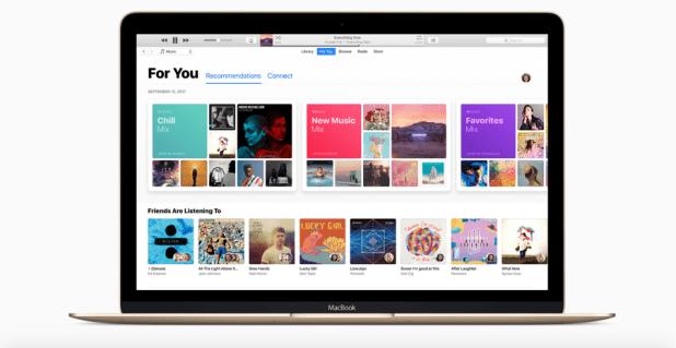ابل تعيد ادارة التطبيقات عن طريق برنامج iTunes