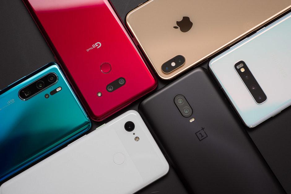 اختار معنا أفضل هاتف ذكي في النصف الاول من عام 2019
