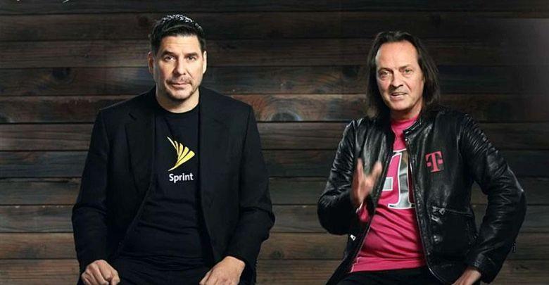 الاعلان رسمياً عن إندماج شركتي الاتصال T-Mobile و Sprint في امريكا