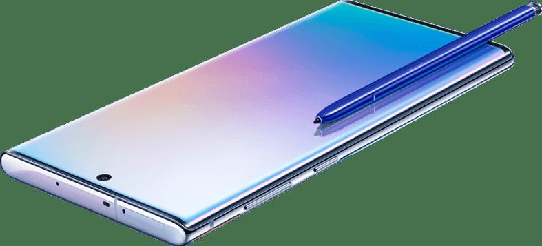 بدء بيع هاتف سامسونج جالاكسي نوت 10 رسميا