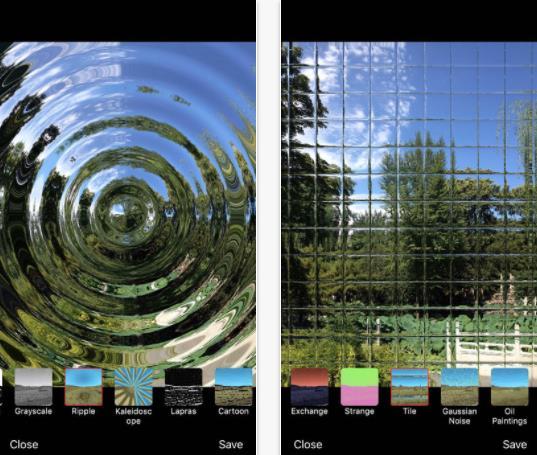 تطبيق Camera Magical متاح مجانا لفترة محدودة للايفون