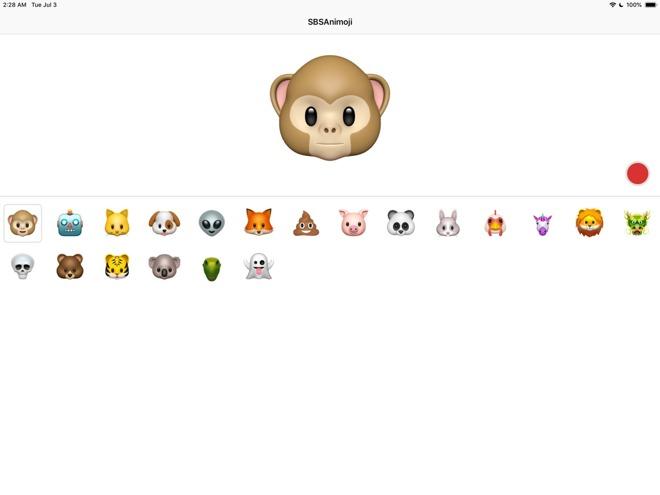 تقارير : الايباد القادم بتقنية Face ID وإضافة Animoji